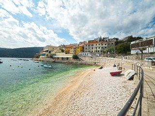TH01001 Apartment Riva / One bedroom A1, Rabac