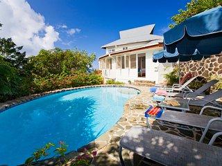 Hummingbird Villa - St. Lucia