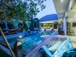 Beautiful 2 bedrooms architect villa in Seminyak !
