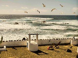 Andrea, estudio junto al mar, El Golfo