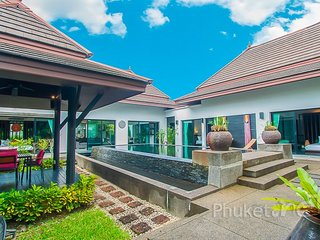 3-Bed Pool Villa near Surin Beach