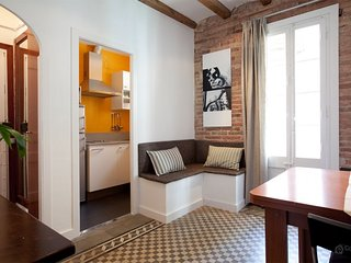 GowithOh - 13947 - Central and quiet apartment next to Montjuic - Barcelona