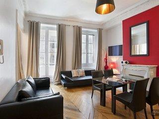 GowithOh - 15163 - Beautiful apartment 50 m from Musée Grévin - Paris
