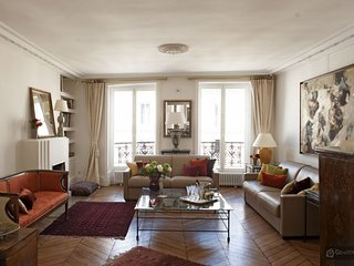 GowithOh - 15280 - Spacious apartment for six people in the Grands Boulevards - Paris, Parijs