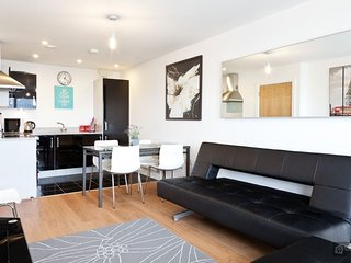 GowithOh - 16433 - Stylish 2 bedroom apartment with Thames view in Greenwich, Londres