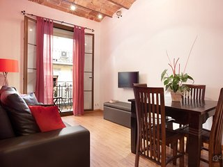 GowithOh - 17548 - Colourful apartment just 10 minutes from the Sagrada Familia - Barcelona
