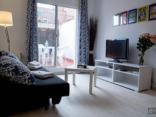 GowithOh - 17971 - Apartment with terrace 10 minutes from the Sagrada Familia - Barcelona