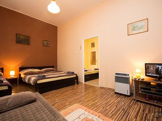GowithOh - 19598 - Apartment with excellent transport options for 7 people - Prague, Praga