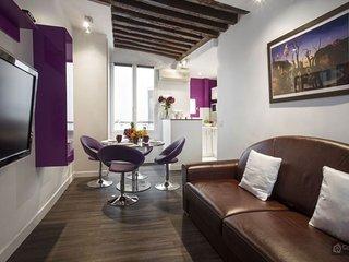 GowithOh - 20001 - Charming apartment for 4 people in Montorgueil - Paris, Parijs