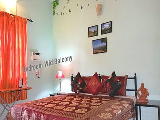 Goa Calangute 3 bhk AC Budget Apartment