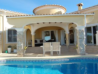 2 bedroom Villa in Moraira, Valencia, Spain : ref 5033687