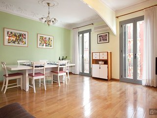 GowithOh - 8508 - Nice and sunny apartment near the Paseo de Gracia - Barcelona