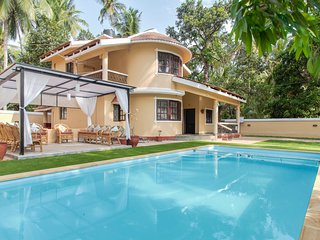Private 3BHK Luxury Villa - Phase, Calangute