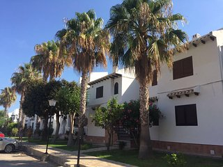 A 2016 renovated townhouse in amazing complex, Cabo Roig