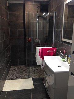 Salle de Bains -douche italienne