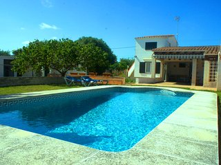 Villa en Trebalúger de 6 a 7 plazas