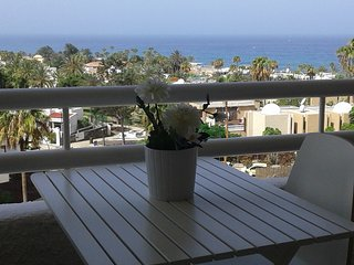 Studio sea view, 3 minutes from the beach