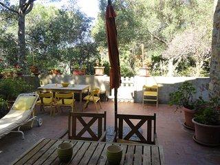 appart . in porzione di villa valle delle cannucce, Castiglione Della Pescaia