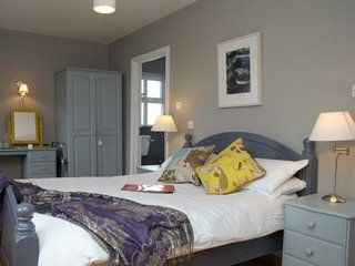 An Riasc B&B Room 1- The Waves (Na Borrai), Ballydavid