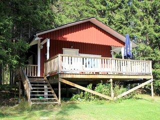 Haus Rangen - Ferienhaus mitten in der Natur, Syssleback