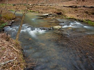Creek Runs Through It, Ellijay