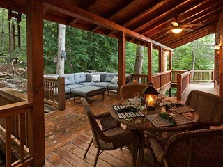 3 Bedroom Ellijay cabin - Dog Friendly