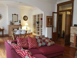 Spacious luxury flat, Sete