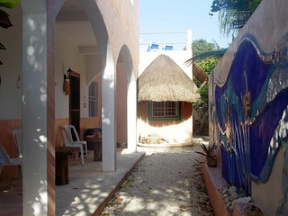 Scirocco 2Floor House with Sundeck and Garden in Tulum