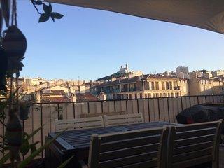Li Gabian,  50m2 avec terrasse 30m2, Marsella