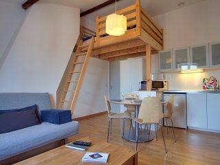 Studio avec mezzanine Lille Republique (Centre)
