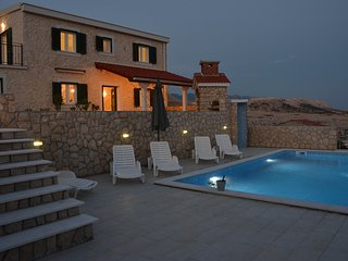 Vila Drazica with private pool