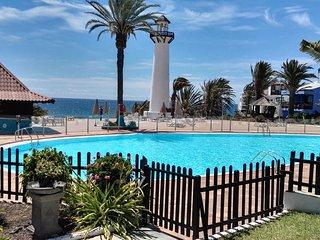 Casa incantevole con accesso diretto al mare...!, San Agustin
