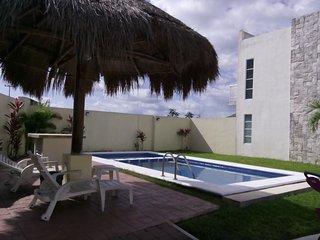 Hermosa Casa Vacacional en Cancun amueblada, Cancún