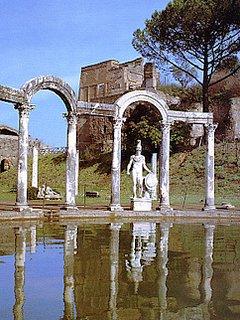 VILLA OF HADRIAN THE EMPEROR - CANOPUS
