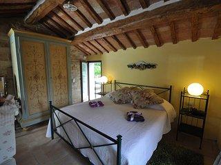 VECCHIA FORNACE PARADISO - casa di campagna con piscina, Santa Vittoria in Matenano