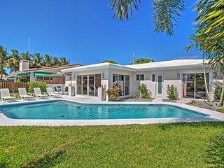 NEW! Bright 3BR Wilton Manors House w/Pool!
