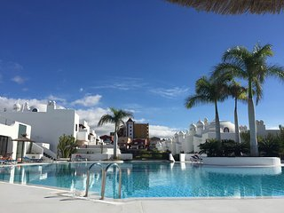 New Duplex Costa Adeje WiFi Free. 4 pools. Bar