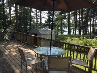 Acuna Lakefront Home - Chain of 6 Lakes Chetek WI