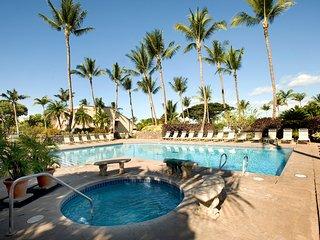 Maui Kamaole Spacious 2BD Condo with Ocean Views, Kihei