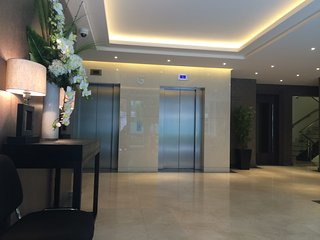 Chelsea Harbour luxury flat