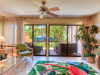 What a View!  Maui Kamaole Condo in the Front Row, Kihei