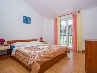 TH01426 Apartments Biondić / One bedroom Pogled A3, Senj