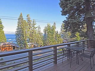 Large, Stylish Home with Lake Views, Carnelian Bay