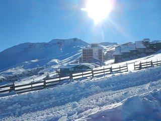 Departamento en el Centro de Esquí El Colorado 202