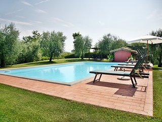 5 bedroom Villa in Buggiano, Montecatini and its surroundings, Tuscany, Italy : ref 2383086