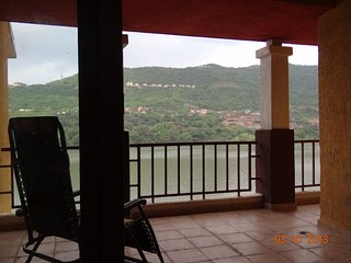 Lake facing 2BRHK Apartment, Lavasa