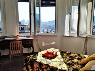 LA TORRETTA - 400m² Terrace and View, Genoa