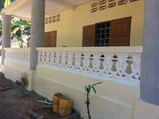 Villa Lila 160m2, La corniche,quartier calme, Wifi, Mahajanga