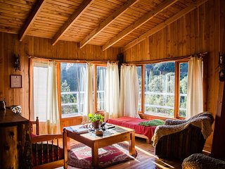 Cabaña Rukaleufü - Chihuio, Futrono, Chile - 8p