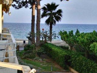 Apartamento en primera línea de playa, Cambrils